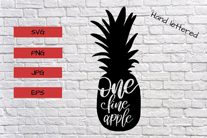 pineapple svg