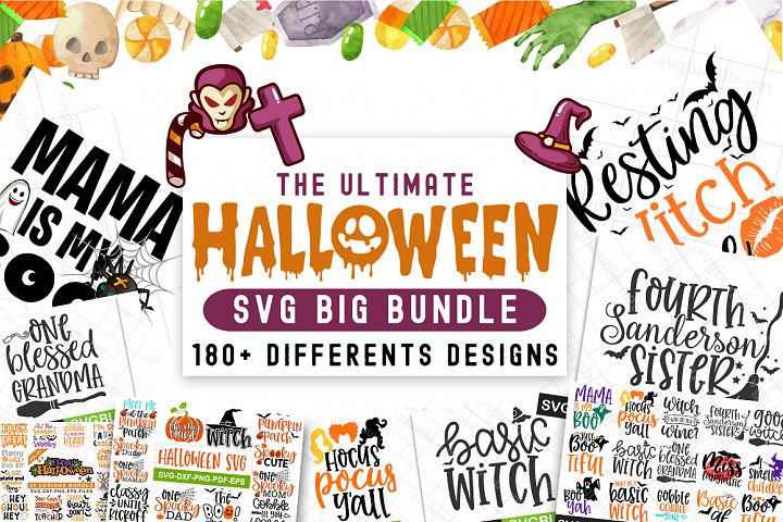 Halloween Big Bundle|Halloween SVG|Pumpkin svg