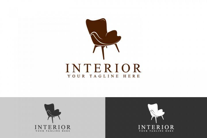 furniture chair logo