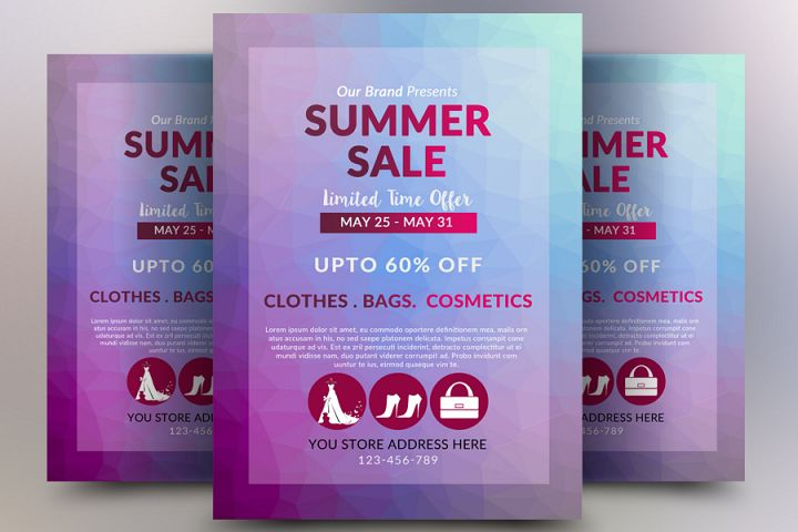 Limited Summer sale