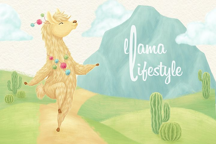 Llama Lifestyle Collection