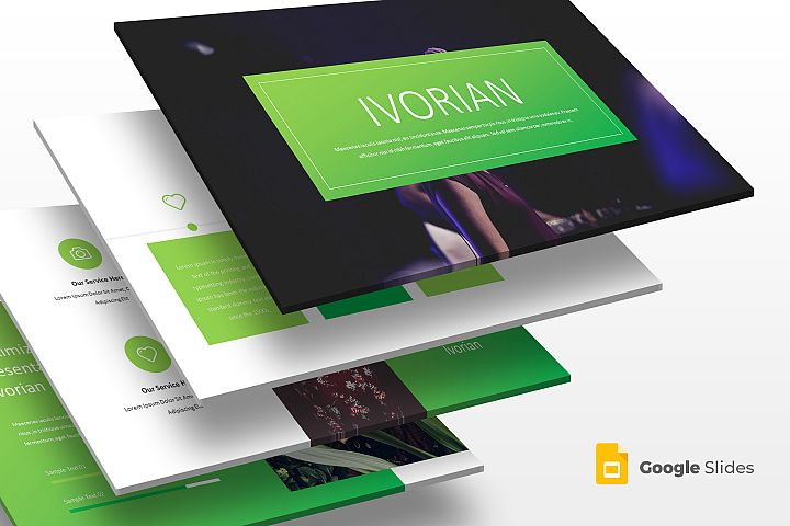Ivorian - Google Slides Template