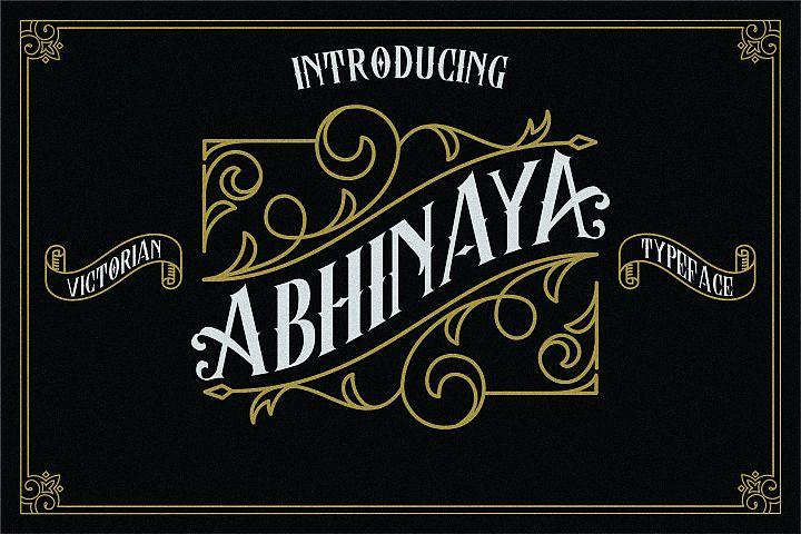 Abhinaya - Victorian