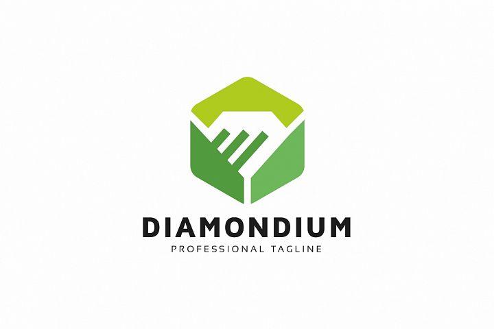 Diamond Connection Logo Template