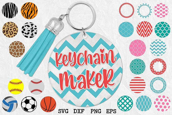 Round Keychain Svg Free  – 156+ SVG File for Cricut