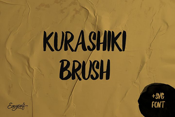 Kurashiki Brush