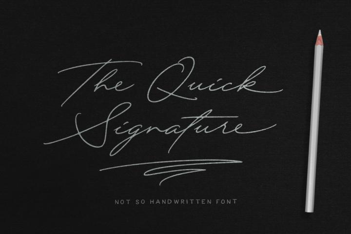 Quick Signature Pro