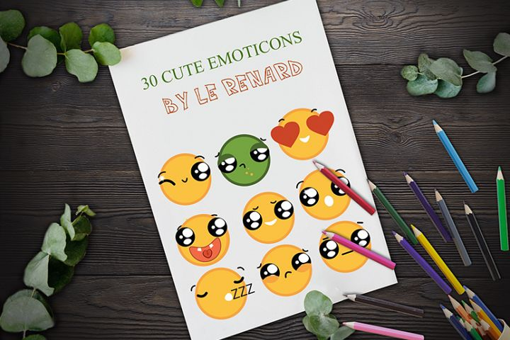 Cute Emoticons
