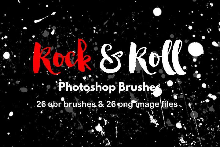 Photoshop Brushes Paint Splatter Watercolor Grunge Graffiti