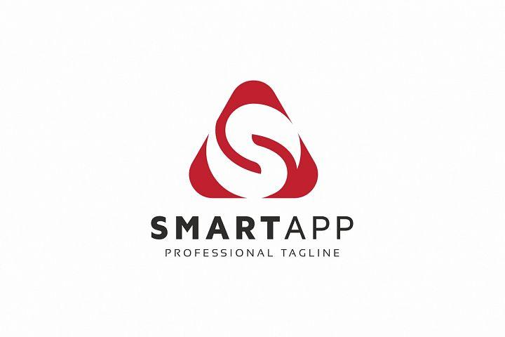 Smart App - S Letter Logo