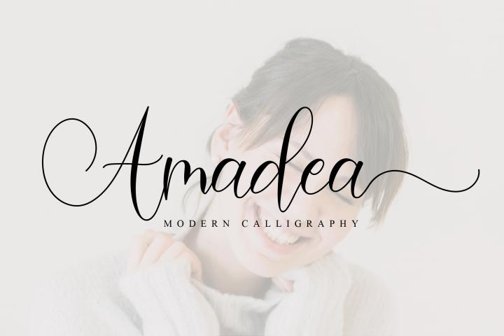 Amadea Script
