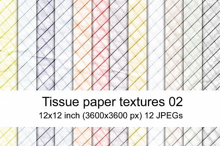 Tissue paper textures 02