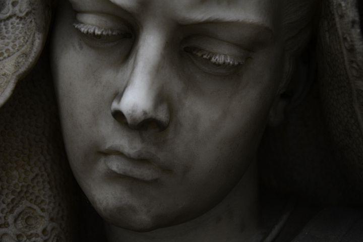 Beautiful Sculpted Visage#1