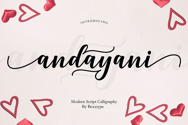 Andayani Script || Specials Valentines Day