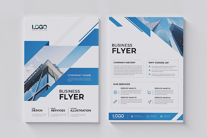 Business Flyer 01