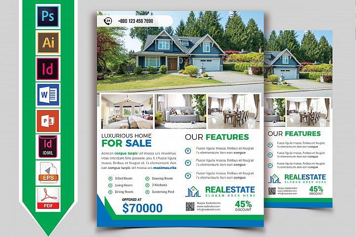 Real Estate Flyer Vol-10