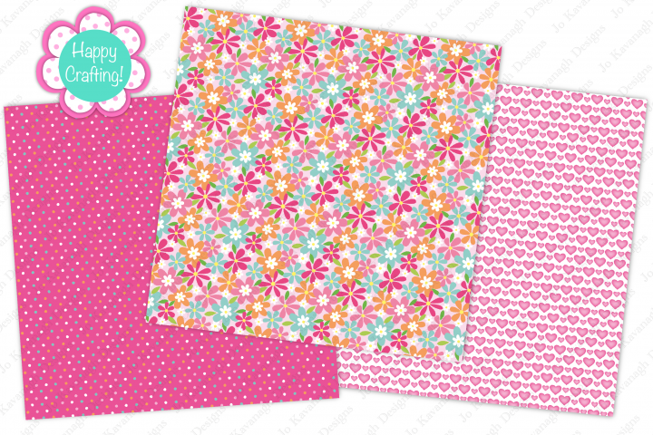 Cute bear digital papers, Cute bears, Floral, Butterfly example 4