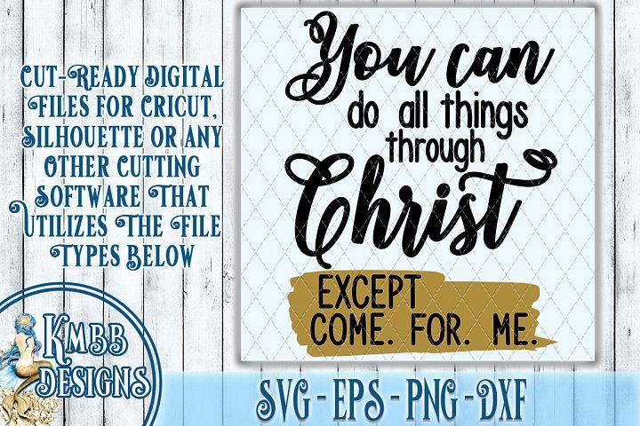 Religious Christ SVG - SVG EPS PNG DXF Cricut Silhouette