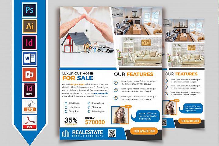 Real Estate Flyer Vol-09