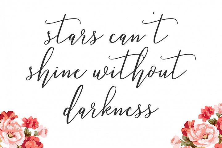 Love Hewits Typeface example image 3