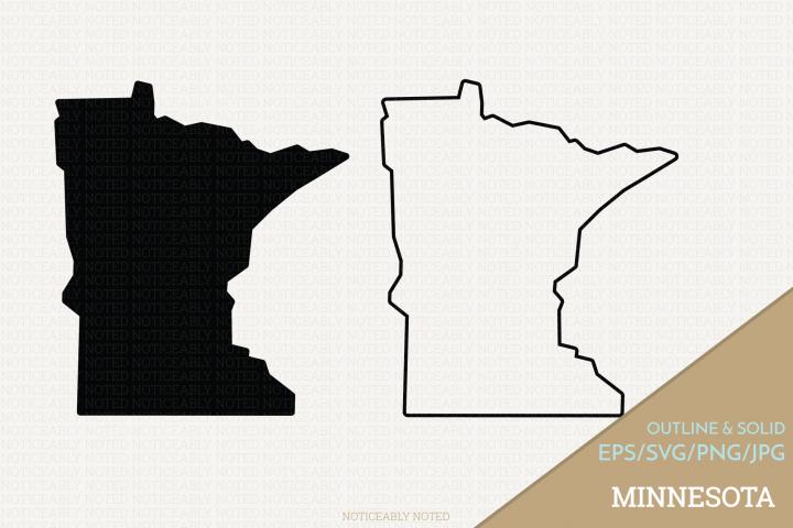 Minnesota Vector / Clip Art