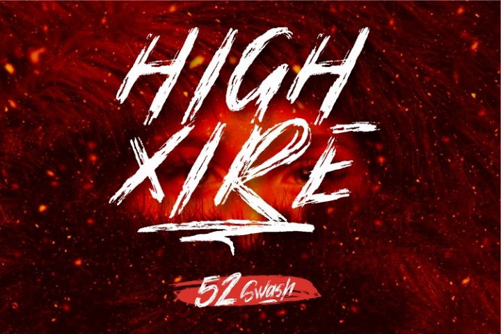 HIGH XIRE with 52 SWASH