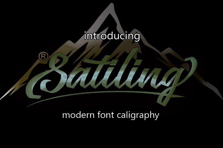 Satiling