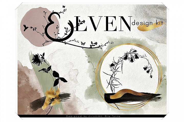 Elven - Botanical Design Bundle