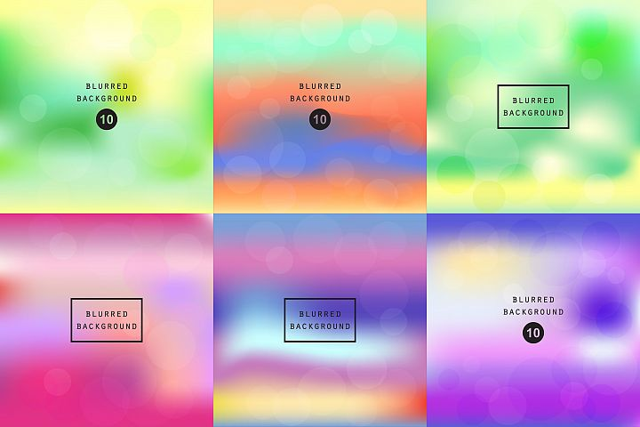 Colorful bright smooth gradient background wallpaper
