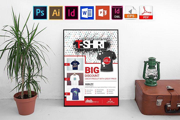 Poster   T-Shirt Promotion Vol-03