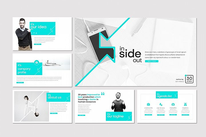 Inside Out - Powerpoint Template