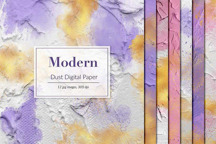 Gold Dust & Powder Textures