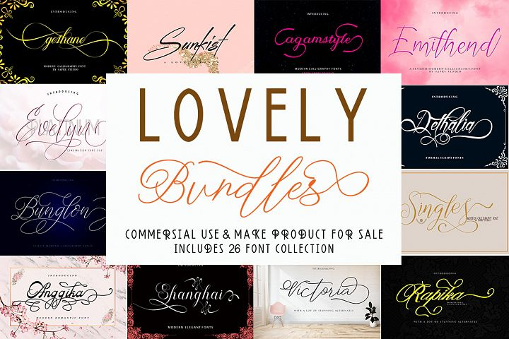 LOVELY Bundles