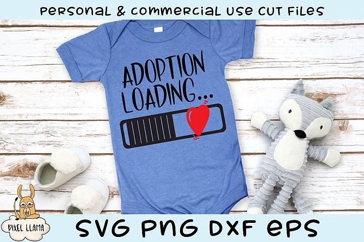 Adoption Loading SVG