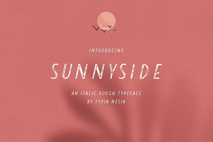 Sunnyside Sans