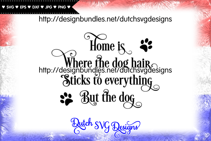 Dog text cut file, dog svg, dog cut file, paw print svg