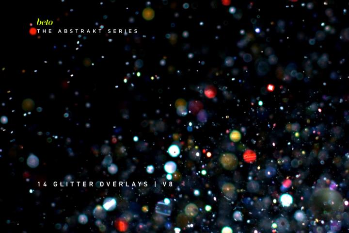 Glitter Overlays V8
