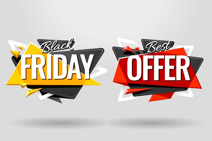 SALE BANNERS | Material Design - Free Design of The Week Design 1