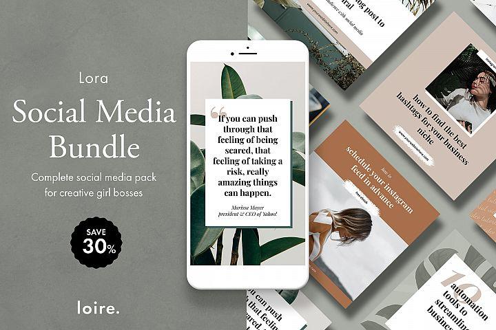 Infopreneur social media marketing bundle