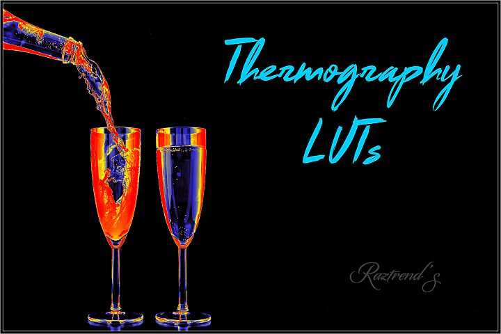 Thermography LUTs