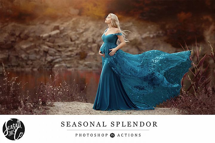 Seasonal Splendor Action Collection