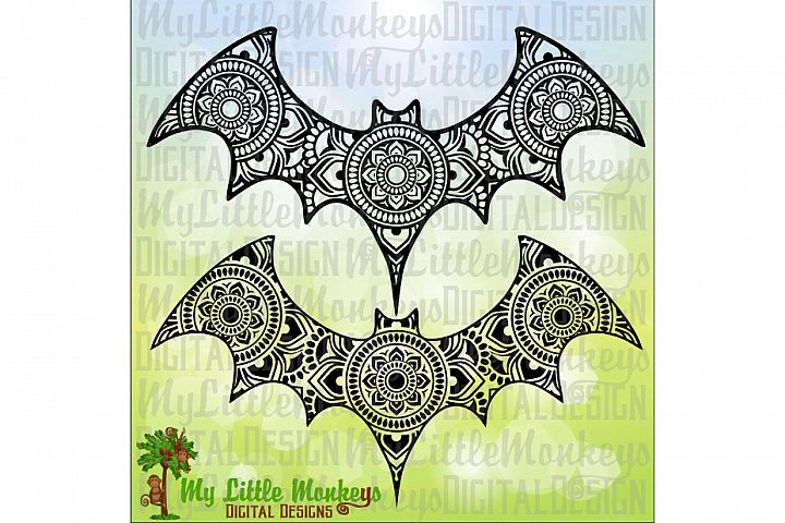 Bat Mandala