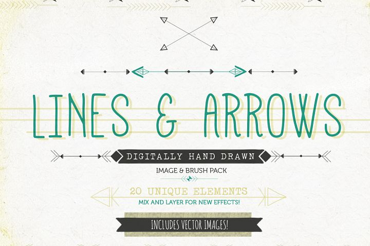 Lines and Arrows