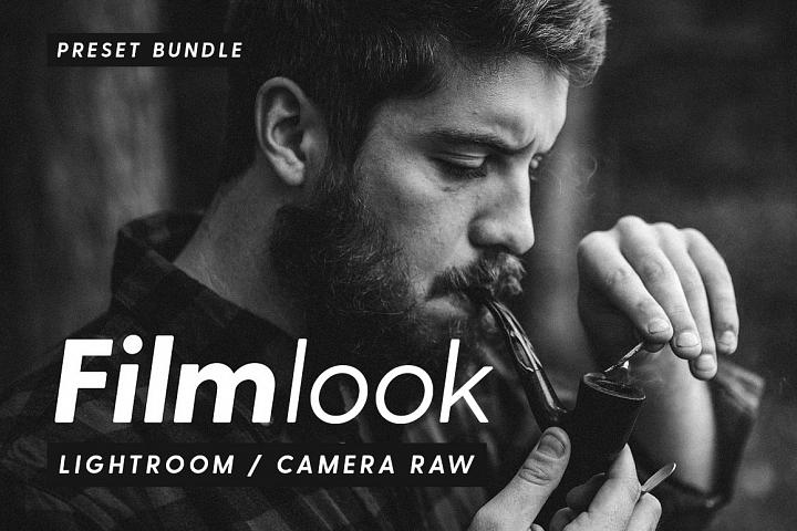 Film Look - Lightroom & Photoshop Camera Raw Presets