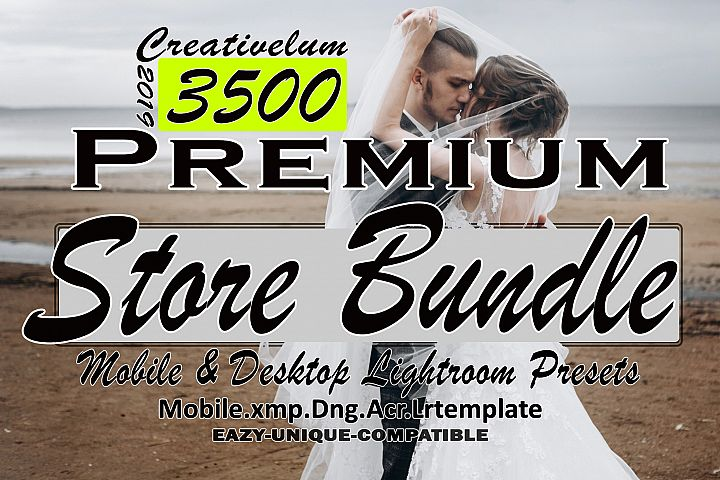 Premium Store Bundle 95 percent discount