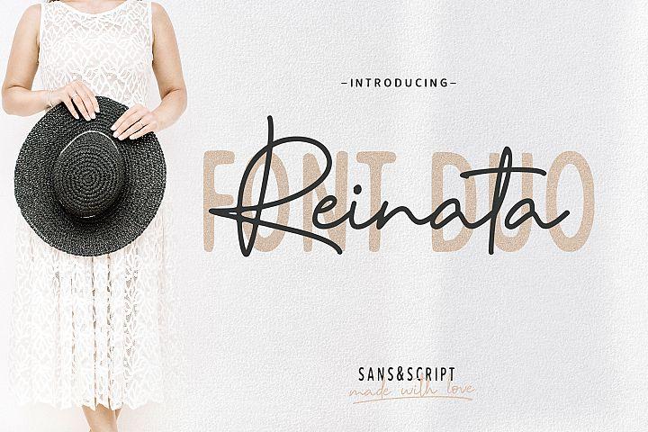 Reinata Font Duo