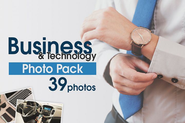 Business & Technology PhotoPack 39 photos