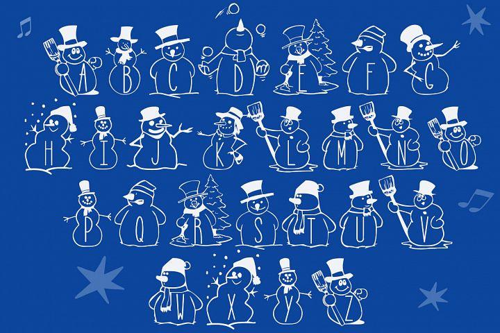 Christmas Wonderland - Christmas Font & Bonus example image 2
