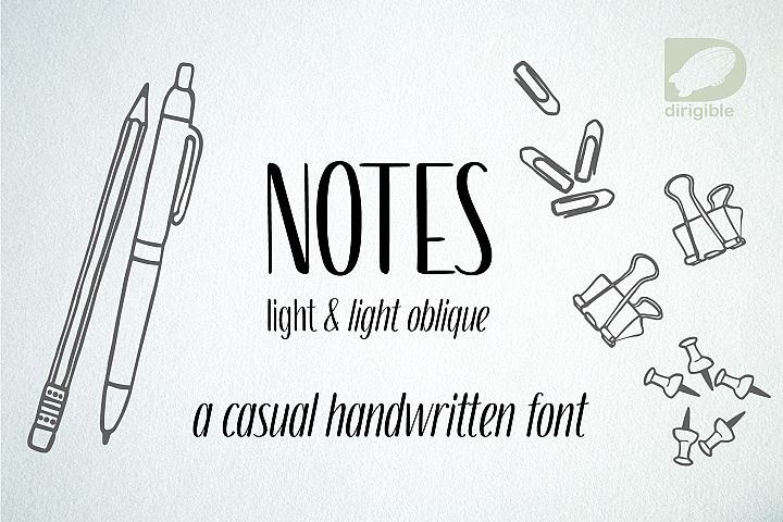 NOTES Light