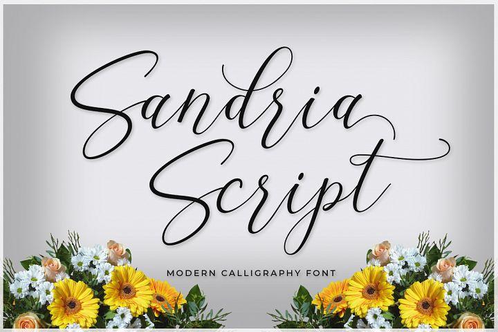 Sandria Script